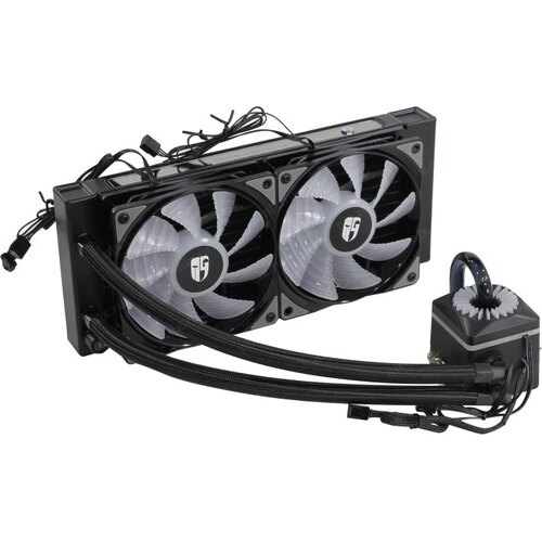 Водяное охлаждение DeepCool Gamer Storm Captain 240 Pro DP-GS-H12AR-CT240P